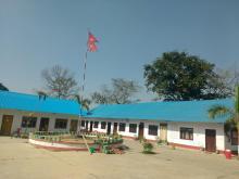 Raptisonari Rular Municipality Office